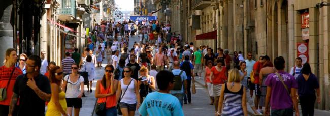 a1fdfa2aca Nákupy v Barcelone